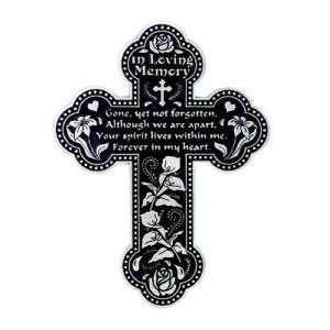 In Loving Memory Pewter Cross: Everything Else