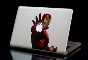 Iron Man Apple MacBook Decal Sticker Skin