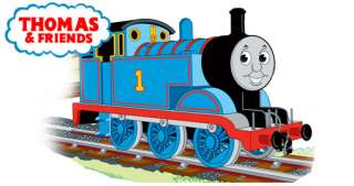 THOMAS & FRIENDS Big Trolley Suitcase Bag Holiday NEW