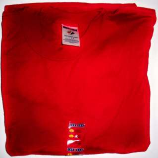 Mens Jerzees T Shirt (Red, Yellow, Green, Pink) Size S, L, XL, NWT