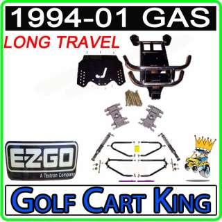 EZGO TXT 1994 01 Golf Cart Jakes Long Travel Lift Kit