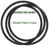 John Deere X300 Drive Belt Replaces M152284