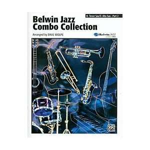 Alfred Jazz Combo Collection (Alto/Tenor Sax) Musical