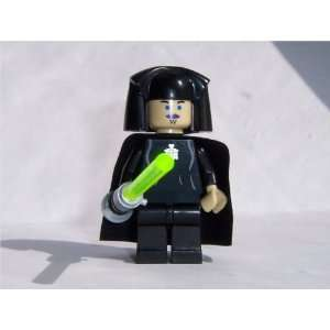 Lego Star Wars Luminara Unduli with Light Up Lightsaber