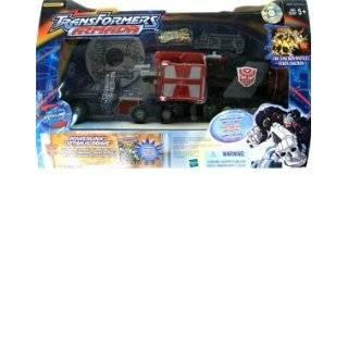 Transformers Armada Powerlinx Jetfire & Optimus Prime K