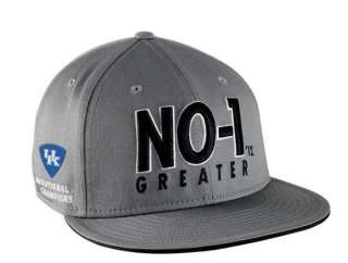 2012 NCAA National Champions Champs Kentucky Wildcats Players Hat Cap