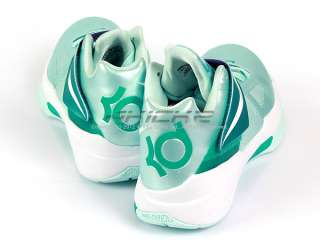 KD IV 4 Easter Mint Candy/White New Green 2012 Kevin Durant 473679 301