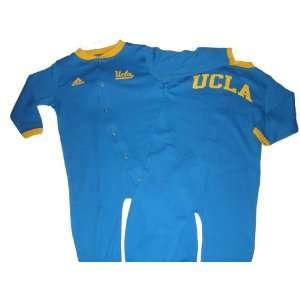 UCLA Bruins Adidas Baby Footed Sleeper Pajamas  Sports