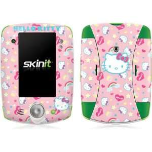 Hello Kitty Pink, Hearts & Rainbows Vinyl Skin for LeapFrog LeapPad