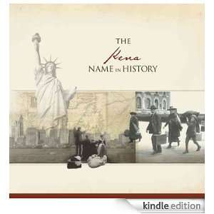 The Kena Name in History Ancestry  Kindle Store