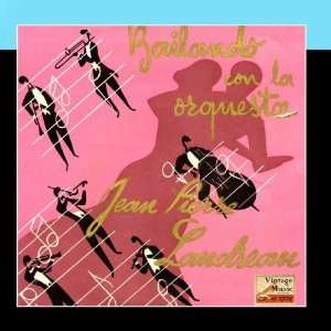 Bailando Swing Con La Orquesta Jean Pierre Landreau Music