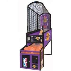 Los Angeles Lakers NBA Hoops Basketball Game