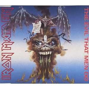 The Evil That Men Do [Rare]: Iron Maiden: Music