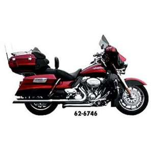 True Dual Head Pipes For Harley Davidson Touring Models Automotive