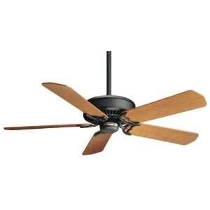 Casablanca Panama 6 Speed 50 Ceiling Fan Model 6688Z in Matte Black