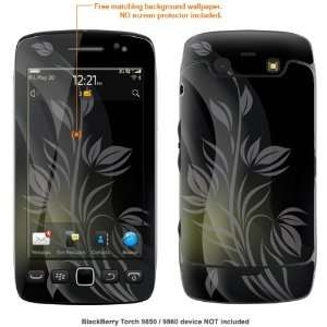 Skin STICKER for Blackberry Torch 9850 9860 case cover Torch9850 364