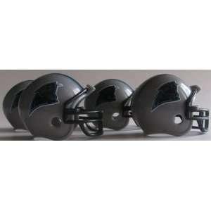 NFL Football Mini Helmets Carolina Panthers Vending Toys