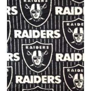 c1ff1b99350fd ... Oakland Raiders Fleece Fabric  Arts