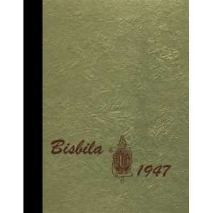 Reprint) 1947 Yearbook University High School, Minneapolis, Minnesota