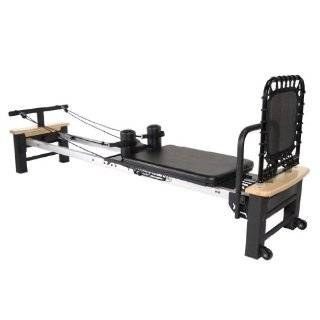 Pro XP 556 Home Pilates Reformer with Free Form Cardio Rebounder