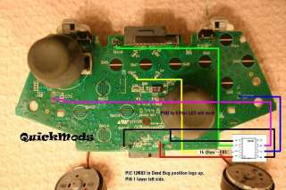 MOD CHIP INSTALL KIT RAPID FIRE XBOX 360 PS3 CONTROLLER