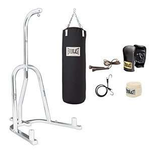 Everlast Heavy Bag Stand Complete Set