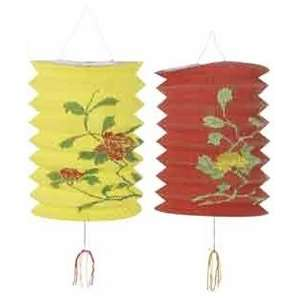 Chinese Paper Lanterns Japanese Oriental Lantern Decoration Yard