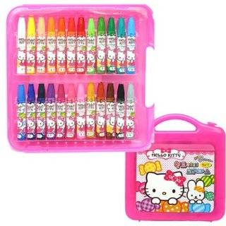 Hello Kitty Coloring Book with Stickers Toys & Games
