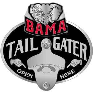 Alabama Crimson Tide NCAA Tailgater Logo Hitch Cover