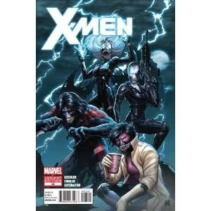 X men (2010) #23 Christopher Venom Variant Gischler