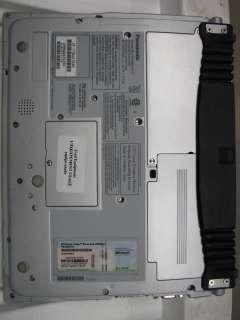 Panasonic Toughbook CF T7 Laptop Computer w7 tablet pc Touchscreen