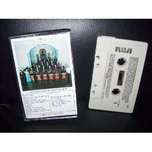 JOE GIATTINA And His Bama Cardinals(BIG BAND SOUNGS) Audio Cassette #K