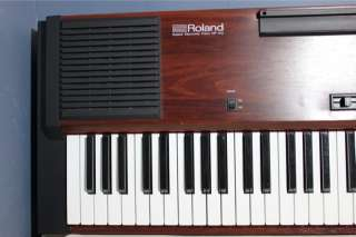 Vintage Roland PianoPlus HP 100 Electronic Piano w/Footpedal