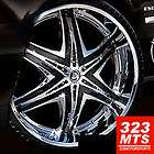 30 DIABLO ELITE ESCALADE GMC RIMS WHEELS AND TIRES