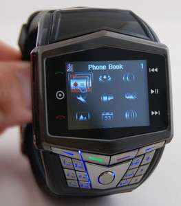 Ultra Thin Unlocked Watch Cell Phone Mobile DWN GD910 Keypad/Touch