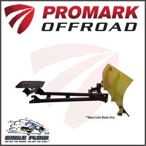 Kawasaki Prairie 360 650 700 ATV Snow Plow Kit Eagle 54 Blade Made in