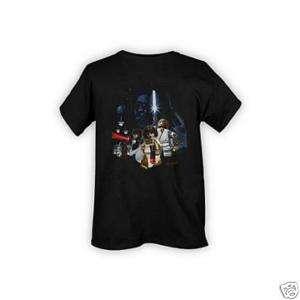Star Wars Lego T Shirt, Brand new