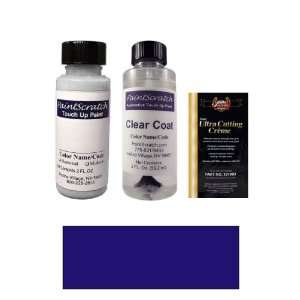 Oz. Dark Blue Pearl Metallic Paint Bottle Kit for 2002 Toyota Tundra