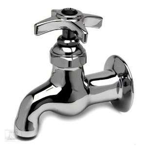 T & S Brass B 0700 Single Center Wall Mounted Single Sink