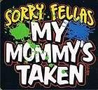 PROPERT XXS MOMMY DADDY Cute Girls Boys Kids T Shirt items in T Shirts