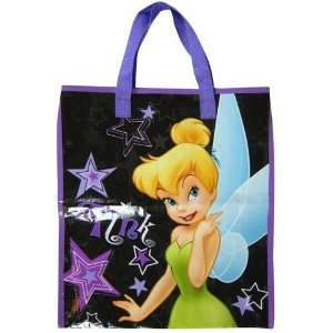 Tinkerbell Large Non Woven Plastic Tote Bag Case Pack 96