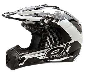 2012 ONeal 3 Series Stylo Motorcycle Dirt Bike Helmet