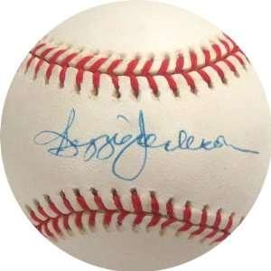 Reggie Jackson Signed Ball   Autographed Baseballs Sports