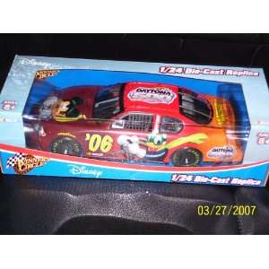 Winners Circle Mickey and Friends Daytona 500 Car: Toys