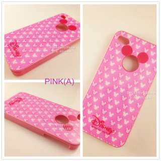 Mouse Back Cover Case for iPhone 4 4G 4S ALL COLORS AVAILABLE