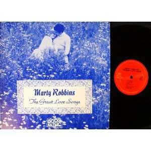 the Great Love Songs: Marty Robbins: Music