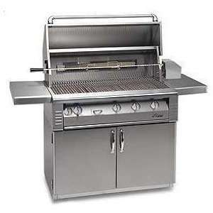 Alfresco Agbq Classic 42 Inch Propane Gas Grill On Cart