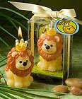 BABY SHOWER BIRTHDAY JUNGLE LION THEME PARTY FAVOR