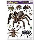 Halloween Creepy Spider Spiders Window Clings Decor Prop Decoration