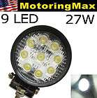 LED Work Light Lamp For SUV 4x4 Truck Tractor Boat (Fits Montana